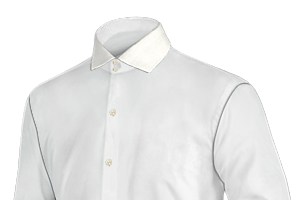 Italian Collar (Two Buttons)