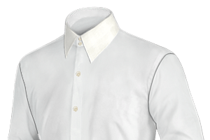 French Collar (Two Buttons)