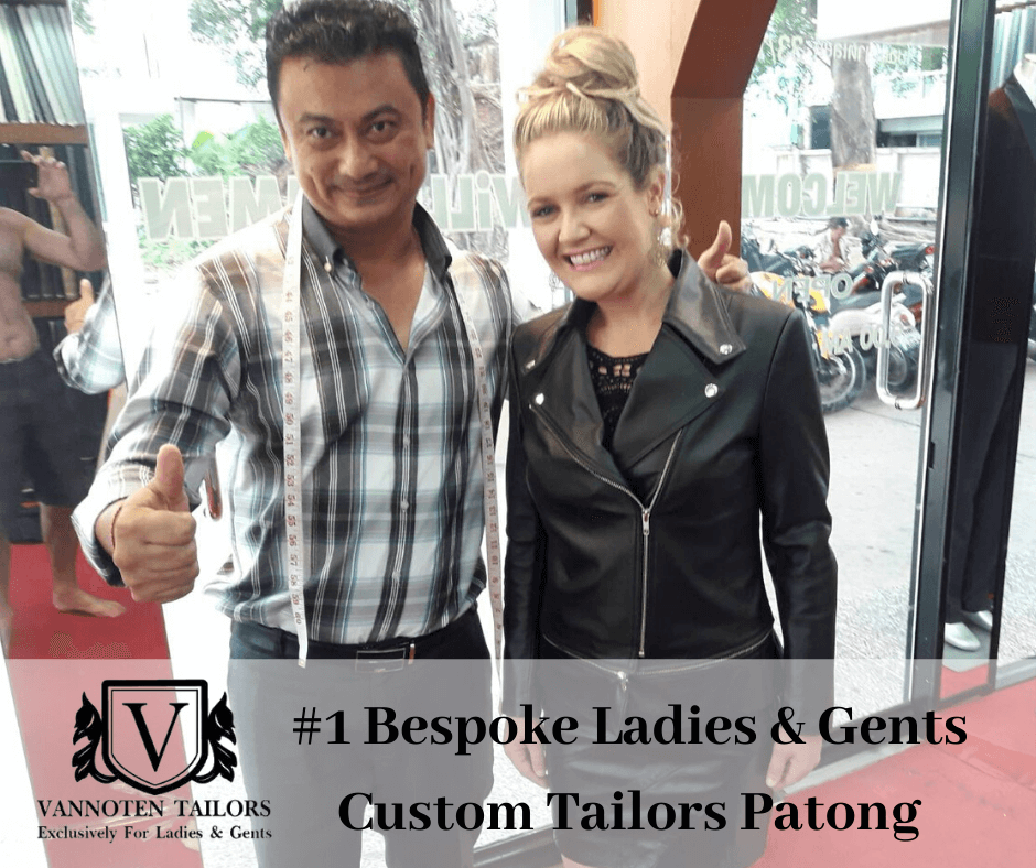 #1 Bespoke Ladies & Gents Custom Tailors Patong